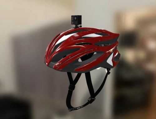 Bike Helmet 2