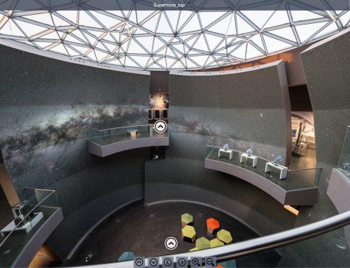 유럽 천문대 파노라마360