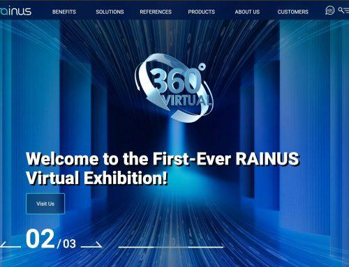 컨트릭스랩의 고객사 (주)라인어스의 온라인3D가상 전시관 오픈과  미국 NRF 온라인 전시회 참가