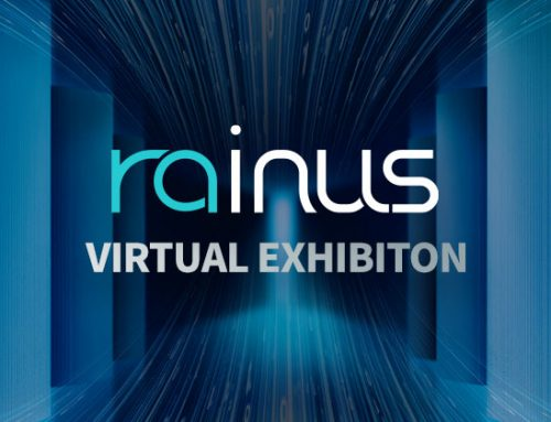 RAINUS 3D Virtual Exhibition – NRF